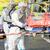 bioveszély · orvosi · csapat · utca · visel · sétál - stock fotó © CandyboxPhoto