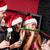 pirít · karácsony · fiatal · boldog · pár · ünnepel - stock fotó © candyboxphoto