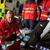 paramedics assisting injured motorcycle man driver stock photo © candyboxphoto