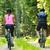 adolescents · vélo · femmes · heureux · sport · montagne - photo stock © candyboxphoto
