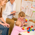 pediatrician female review children play activity stock photo © candyboxphoto