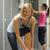 portré · fiatal · testmozgás · nő · cipőfűző · kint - stock fotó © candyboxphoto