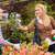 garden center worker selling potted flower customer stock photo © candyboxphoto