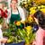 jonge · vrouwen · business · eigenaar · bloemist · boeket - stockfoto © candyboxphoto