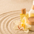 spa body product on sand orchid flower stock photo © candyboxphoto