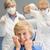 Teenager · Patienten · Zahnarztpraxis · Zahnarzt · Krankenschwester · Frau - stock foto © candyboxphoto