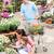 garden center family shopping flowers stock photo © candyboxphoto