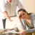 worried arguing couple has financial crisis stock photo © candyboxphoto