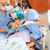 tandarts · operatie · patiënt · microscoop · vrouwelijke · chirurgie - stockfoto © candyboxphoto