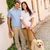 modern couple with dog in romantic city stock photo © candyboxphoto