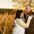 autunno · romance · felice · maturo · mele - foto d'archivio © candyboxphoto