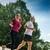 widoku · mężczyzna · trenerem · kobiet - zdjęcia stock © candyboxphoto