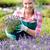 ritratto · femminile · dipendente · giardino · centro - foto d'archivio © candyboxphoto