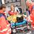 скорой · помогают · раненый · женщину · чрезвычайных · врач - Сток-фото © candyboxphoto