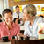 mother and daughter relaxing in a cafe stock photo © candyboxphoto