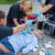 paciente · médico · equipe · água · saúde · hospital - foto stock © candyboxphoto