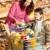 торговых · женщину · ребенка · покупке · хлеб - Сток-фото © CandyboxPhoto
