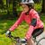 forêt · vélo · suivre · fille · été - photo stock © candyboxphoto