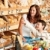 grocery store shopping   woman with child in a supermarket stock photo © candyboxphoto
