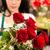 florista · mujer · cliente · flor - foto stock © candyboxphoto