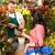 mosolyog · virágárus · nő · férfi · virágüzlet · emberek - stock fotó © candyboxphoto