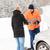 hombre · coche · nieve · invierno - foto stock © candyboxphoto