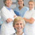 retrato · dentista · equipe · trabalhando · pequeno - foto stock © candyboxphoto