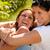 母親 · 代 · 娘 · 屋外 · リラックス - ストックフォト © candyboxphoto