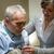 starszych · opieki · pielęgniarki · pomoc · starszy · bed - zdjęcia stock © candyboxphoto