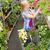 bevásárlókocsi · virágok · virágcsokor · színes · tulipánok · izolált - stock fotó © candyboxphoto