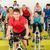 мужчины · спортзал · инструктор · женщины · женщину · спорт - Сток-фото © candyboxphoto