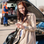 woman dialing her phone after car breakdown stock photo © candyboxphoto