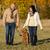paar · liefde · bed · huwelijk · vrouwelijke - stockfoto © candyboxphoto