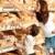 élelmiszerbolt · vásárlás · fiatal · nő · gyermek · választ · kenyér - stock fotó © CandyboxPhoto