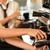 professionnels · espresso · machine · fraîches · café - photo stock © candyboxphoto