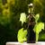 большой · зеленый · стекла · бутылку · вина · белый - Сток-фото © carenas1