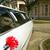 casamento · automático · buquê · de · casamento · carro · carros · casamento - foto stock © carenas1