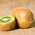 groene · vruchten · kiwi · bruin · gesneden · voedsel - stockfoto © carenas1