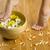 aromaterapia · flores · pé · banho · rosa - foto stock © carlodapino