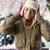 meisje · winter · jurk · cute · blond - stockfoto © carlodapino