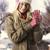 meisje · klaar · winter · mooie · blond - stockfoto © carlodapino