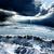 buio · nuvoloso · stormy · cielo · nubi · onde - foto d'archivio © carloscastilla