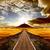 sunset and travel concept stock photo © carloscastilla
