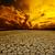 desert and cloudy sky stock photo © carloscastilla