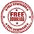 красный · штампа · свободный · скачать · текста · подарок - Сток-фото © carmen2011