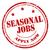 seasonal jobs stamp stock photo © carmen2011