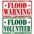 洪水 · にログイン · 法 · 工場 · 川 - ストックフォト © carmen2011