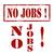 No Jobs-stamps stock photo © carmen2011