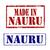 набор · марок · текста · Науру · знак · завода - Сток-фото © carmen2011