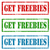 get freebies stamps stock photo © carmen2011